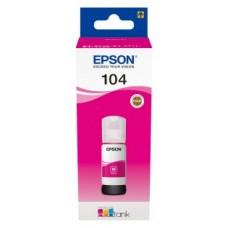 Epson Cartucho Kit Relleno 104 Magenta 70ml