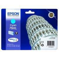EPSON CARTUCHO CIAN 79XL CAPACIDAD 2.000 PAGINAS WF (Espera 3 dias)