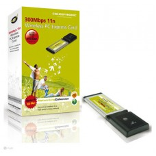 WIFI CONCEPTRONIC TARJETA RED EXPRESS CARD 300MBS