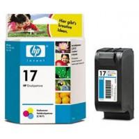 HP CARTUCHO TRICOLOR Nº17 15ML 420 PAG. (Espera 3 dias)