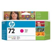 HP Cartucho de tinta DesignJet 72 magenta de 130 ml