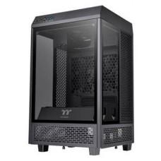 TORRE M-ITX THERMALTAKE TOWER 100 NEGRA 2XVEN120X120/3XCRIS
