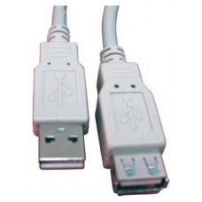 CABLE ALARGADOR USB 2.0 1.8 MTS CAB-SB-1200 (Espera 3 dias)