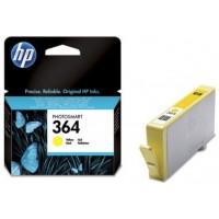 HP Cartucho de tinta original 364 amarillo