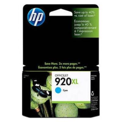 HP 920XL CARTUCHO DE TINTA HP920XL CIAN (CD972AE) (Espera 4 dias)