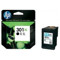 TINTA HP CH563EE Nº 301XL NEGRO 480 PAG.