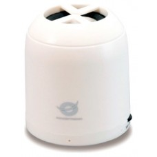 ALTAVOZ CONCEPTRONIC BLUETOTH PORTATIL COLOR BLANCO