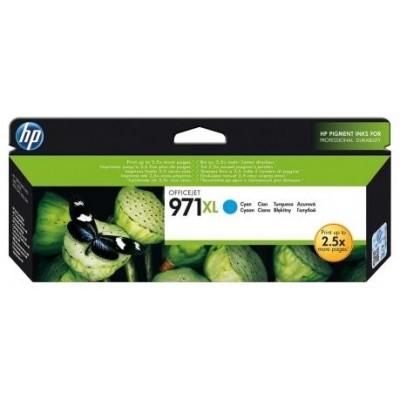 HP CARTUCHO CIAN 971XL Offijet Pro X451/476/551