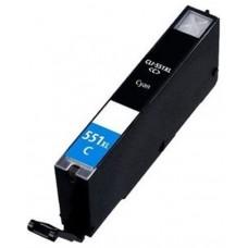 CARTUCHO COMP. CANON CLI551XL CYAN 6444B001 13 ML