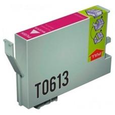CARTUCHO COMP. EPSON T0613 MAGENTA C13T06134010 15 ML (Espera 3 dias)