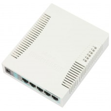 ROUTER MIKROTIK RB260GS WITH SWITH OS