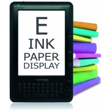 LIBRO DE TINTA ELECTRONICA E-BOOK 6 TACTIL WIFI 4GB, E