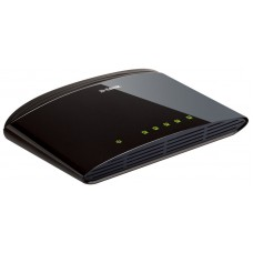 SWITCH NO GESTIONABLE D-LINK DES-1005D 5P ETHERNET