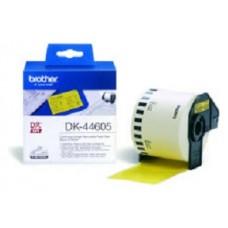 BROTHER CINTA CONTINUA AMARILLO PAPEL REMOVIBLE 62MM (Espera 3 dias)