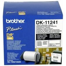 ROLLO ETIQUETAS PRECORTADAS COMPATIBLE BROTHER DK11241
