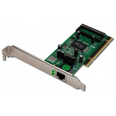 TARJETA EXPANSION DIGITUS PCI RJ-45 10/100/1000 Mbit INCL. LOW PROFILE BRACKET