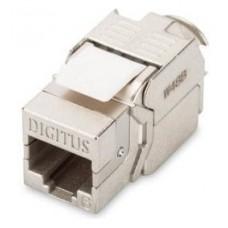 CONECTOR DIGITUS CAT6 APANTALLADO 250MHZ MONTAJE SIN HERRAMIENTAS