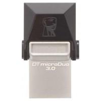 PEN DRIVE 16GB KINGSTON USB 3.0+MICROUSB NEGRO