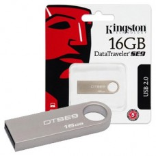 PEN DRIVE 16GB KINGSTON USB 2.0 DATATRAVELER SE9