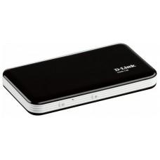 ROUTER D-LINK 3G DWR-730 N150 HOTSPOT MicroSD Slot