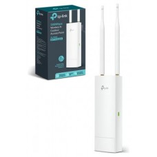 TP-LINK EAP110-Outdoor 300Mbit/s Energía sobre Ethernet (PoE) Color blanco punto de acceso WLAN