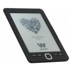 "E-BOOK WOXTER SCRIBA 195 6"" 4GB E-INK NEGRO"