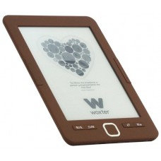 "E-BOOK WOXTER SCRIBA 195 6"" 4GB E-INK CHOCOLATE"