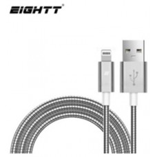 Eightt - Cable USB a Iphone - 1.0M - Trenzado de Nylon (Espera 3 dias)