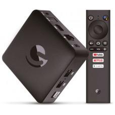 RECEPTOR ENGEL EN1015K UHD 4K ANDROID TV 9.0 CON ASISTENTE DE VOZ GOOGLE