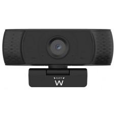 Ewent Webcam EW1590 FULL HD 1080p +Micro