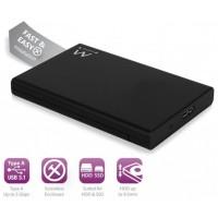 "EWENT CARCASA HD 2.5"" USB 3.1 EW7044 (Espera 2 dias)"