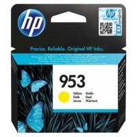 CARTUCHO DE TINTA HP. F6U14AE NO. 953 OFFICEJET PRO AMARILLO