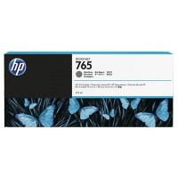 HP Cartucho de tinta DesignJet 765 gris oscuro de 775 ml