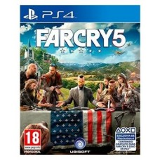 SONY-PS4-J FARCRY5