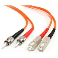 CABLE PATCH DE FIBRA DUPLEX MULTIMODO62.5/125
