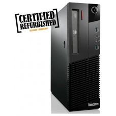 Lenovo Thinkcentre M83 SFF - Intel Core i5-4440S - 8