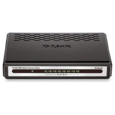 SWITCH NO GESTIONABLE D-LINK GO-SW-8G 8P GIGA
