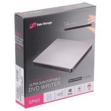 REGRABADORA LG ULTRA SLIM PORTABLE DVD-WRITER PLATA (Espera 2 dias)