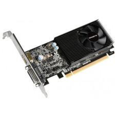 VGA GIGABYTE GV-N1030D5-2GL,NV,GT1030,2GB,GDDR5,64BIT,DVI+HDMI (CON BRACKET LOW PROFILE INCLUIDO) (Espera 2 dias)