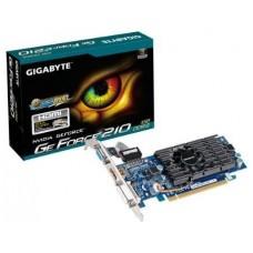 TARJETA GRAFICA GIGABYTE GV-N210D3-1GI 1GB DDR3 PCX2.0