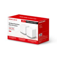 WHOLE HOME MESH WI-FI SYSTEM 300 MBPS MERCUSYS (Espera 4 dias)