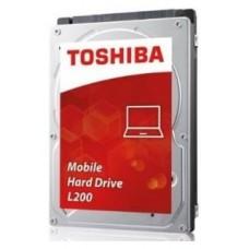 """DISCO DURO 2.5"""" TOSHIBA 500GB L200 SATA 5400 RPM 8MB"""