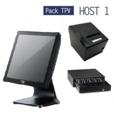 Pack TPV HOST 1 - TPV compacto TLM-356 (Cel/4GB/64GB)