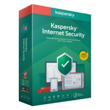 SOFTWARE ANTIVIRUS KASPERSKY 2020 INTERNET SECURITY