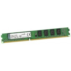 Kingston Technology ValueRAM 4GB DDR3-1333 (Espera 4 dias)