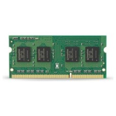 MODULO MEMORIA RAM S/O DDR3 4GB PC1333 KINGSTON SR RET (POR