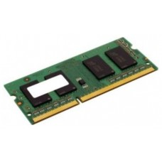 MODULO MEMORIA RAM S/O DDR3 4GB PC1600 KINGSTON SR RET (POR