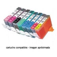 CARTUCHO COMPAT. CON BROTHER MFCJ6510-671 AMARILLO