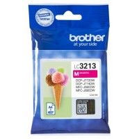 CARTUCHO BROTHER LC3213M 400PG MAGENTA