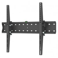 SOPORTE MONITOR/TV 37-70 INCLI 40KG 53mm NEGRO TOOQ